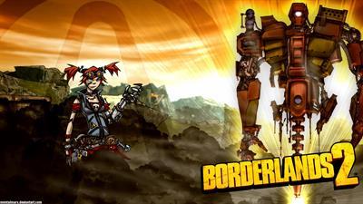 Borderlands 2 - Fanart - Background