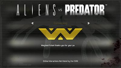 Alien Vs Predator MUGEN