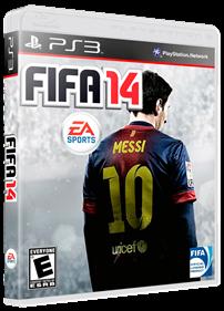 FIFA 14 - Box - 3D