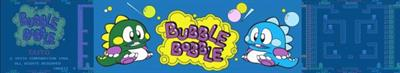 Bubble Bobble - Banner