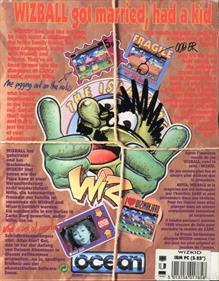 Wizkid: The Story of Wizball II - Box - Back
