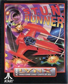 S.T.U.N. Runner - Box - Front