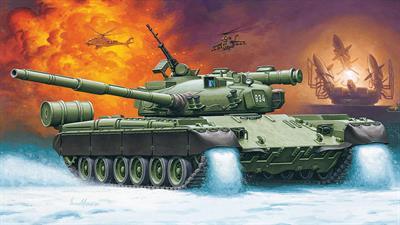 BattleTanx: Global Assault - Fanart - Background