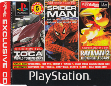 Official UK PlayStation Magazine: Demo Disc 62