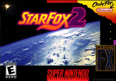 Star Fox 2 - Fanart - Box - Front