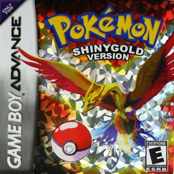 Pokemon Shiny Gold Sigma Details - LaunchBox Games Database