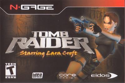 Tomb Raider: Starring Lara Croft