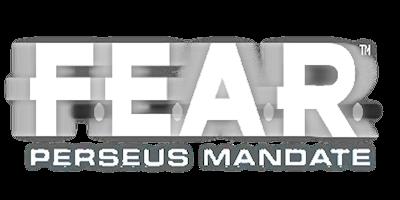 F.E.A.R.: Perseus Mandate - Clear Logo