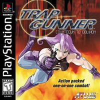 Trap Gunner: Countdown to Oblivion - Box - Front