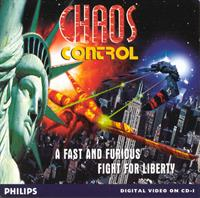 Chaos Control - Box - Front