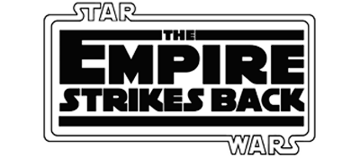 Star Wars: The Empire Strikes Back - Clear Logo
