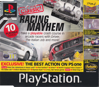 Official UK PlayStation Magazine: Demo Disc 84
