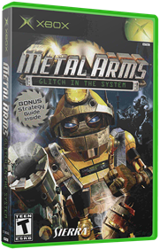 Metal Arms: Glitch in the System - Box - 3D