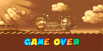 Puzzli 2 - Screenshot - Game Over