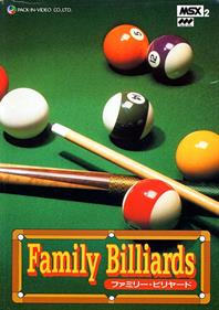 Family Billiards