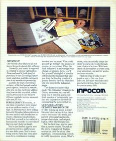 Bureaucracy - Box - Back