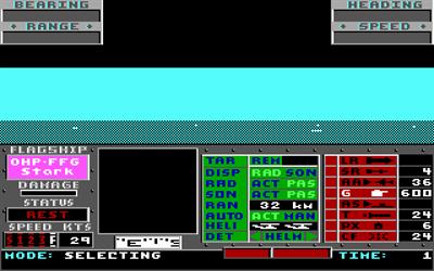 Strike Fleet - Screenshot - Gameplay