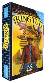 King Tut - Box - 3D