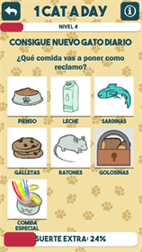 1 Cat a Day - Screenshot - Gameplay