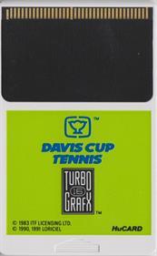 Davis Cup Tennis - Cart - Front