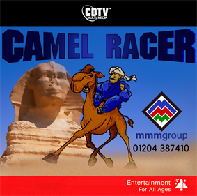 Camel Racer - Box - Front