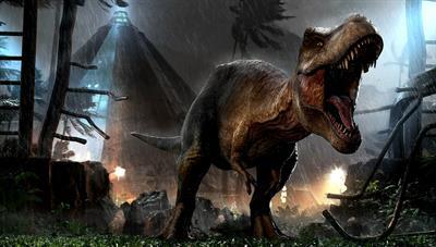Jurassic World Evolution - Fanart - Background
