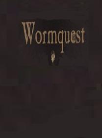 WormQuest - Fanart - Box - Front