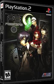 Shin Megami Tensei: Persona 3 - Box - 3D