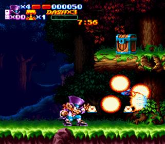 Nightmare Busters - Screenshot - Gameplay