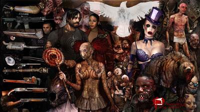 Condemned 2: Bloodshot - Fanart - Background