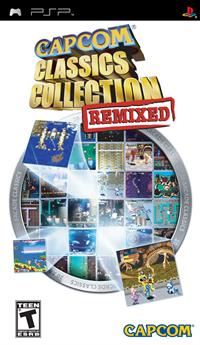 Capcom Classics Collection: Remixed