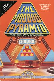 The $100,000 Pyramid - Box - Front