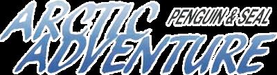 Arctic Adventure: Penguin & Seal - Clear Logo