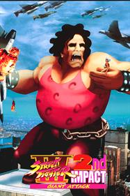 Street Fighter III 2nd Impact: Giant Attack