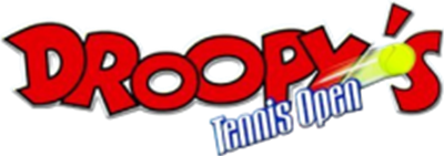 Droopy's Tennis Open - Clear Logo