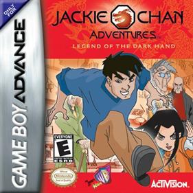 Jackie Chan Adventures: Legend of The Dark Hand