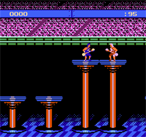 American Gladiators - Screenshot - Gameplay