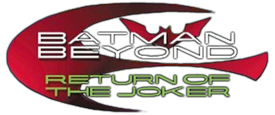 Batman Beyond: Return of the Joker - Clear Logo