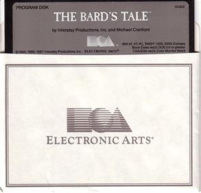 The Bard's Tale - Disc