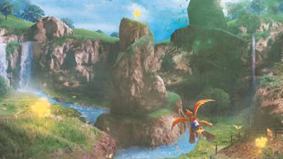 Banjo-Kazooie - Fanart - Background