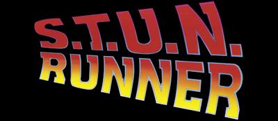 S.T.U.N. Runner - Clear Logo