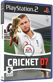 Cricket 07 - Box - 3D