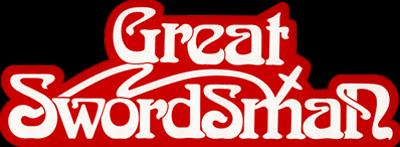 Great Swordsman - Clear Logo