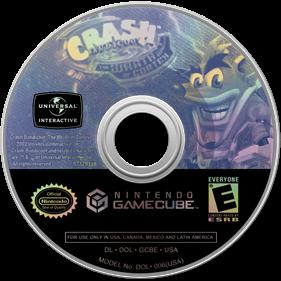 Crash Bandicoot: The Wrath of Cortex - Disc