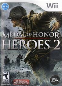 Medal of Honor: Heroes 2 - Box - Front