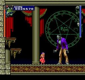 Akumajou Dracula X: Chi no Rondo - Screenshot - Gameplay