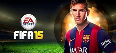 FIFA 15 - Banner