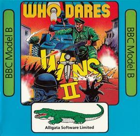 Who Dares Wins II