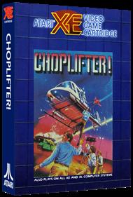 Choplifter - Box - 3D