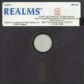 Realms - Disc